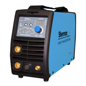Spawarka TIG SHERMAN DIGITIG 206P PULSE